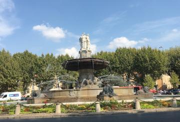 Aix en Provence marché