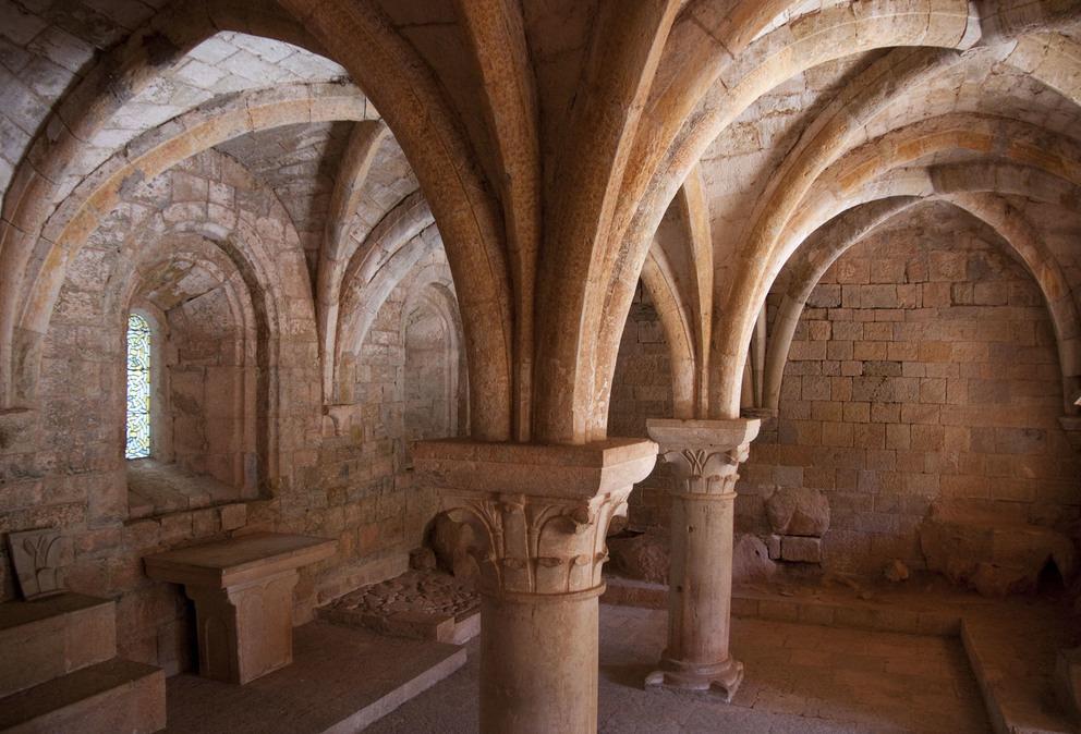 abbaye thoronet cistercien moine provence