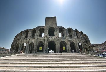 Croisière Avignon Arles