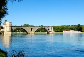 Croisière Avignon Tarascon