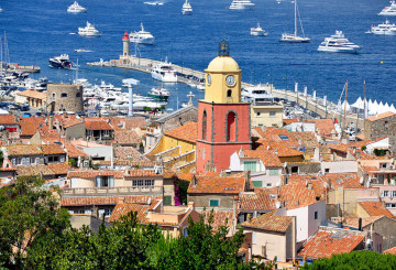 Saint Tropez - Port Grimaud