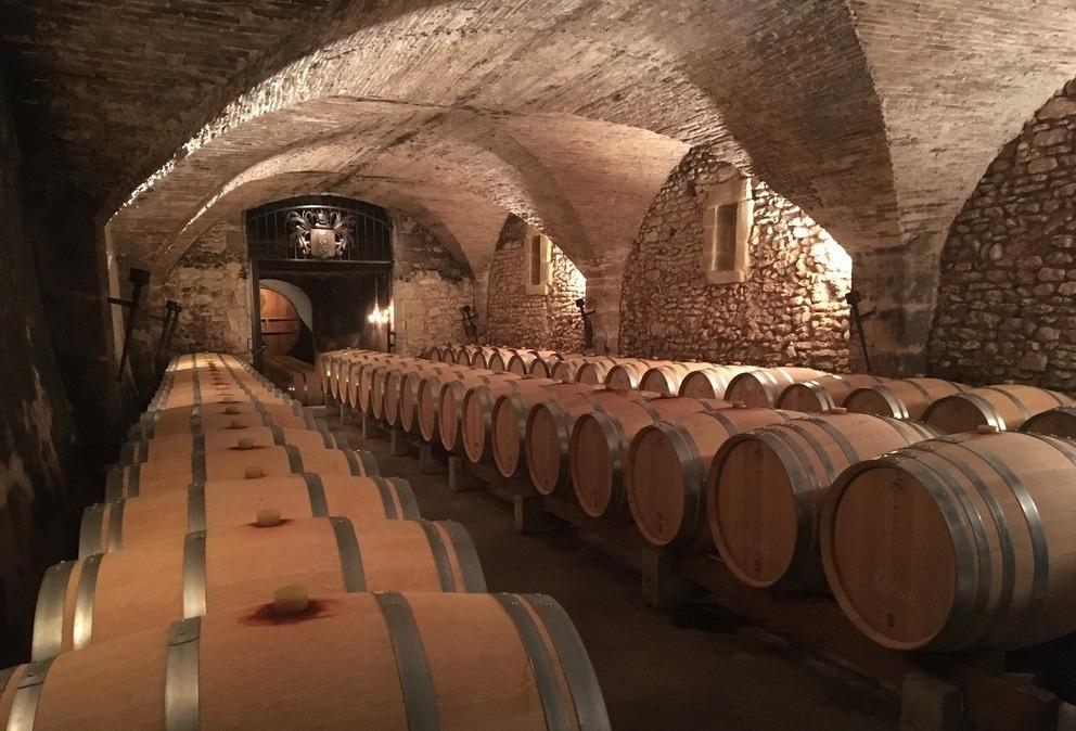 visite cave provence vins