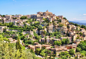 Luberon's perched villages