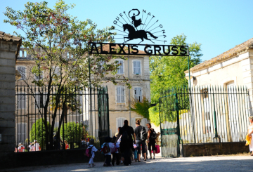 Alexis Gruss Park