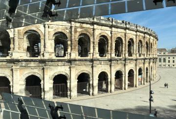 Nîmes, Roman city