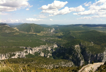 Moustiers - Gorges du Verdon