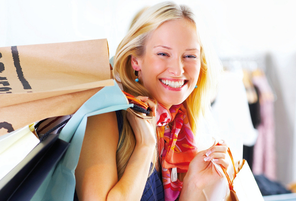 shopping espagne