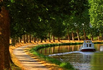 Croisière Canal du Midi