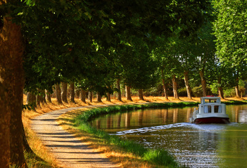 Canal du Midi Cruise