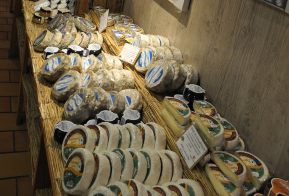 fromages hautes alpes