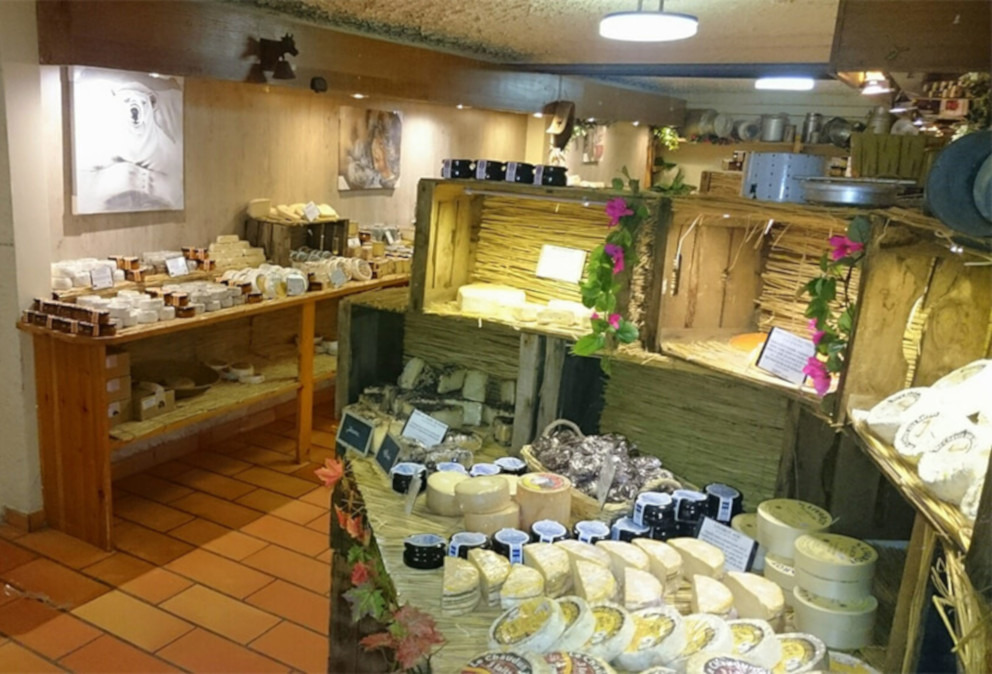fromagerie col bayard