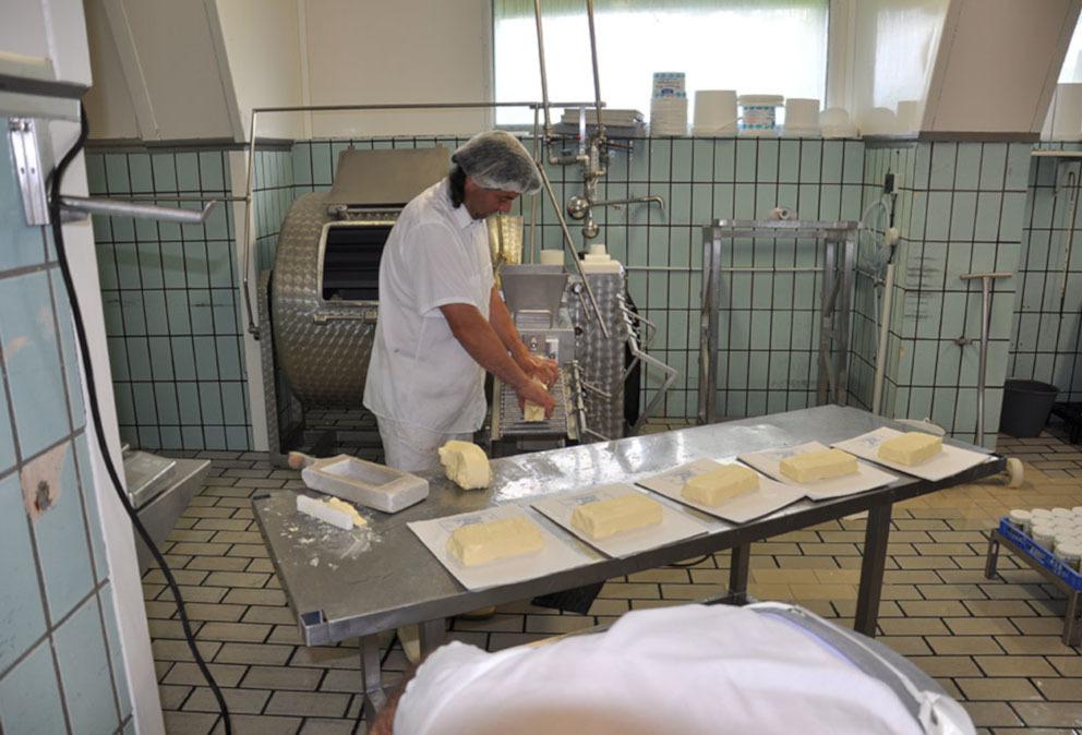 fabrique fromage hautes alpes