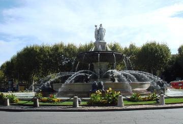 Aix en Provence - Cassis