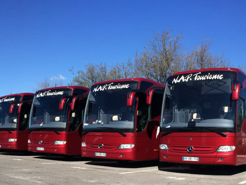Our vehicles for visit Provence